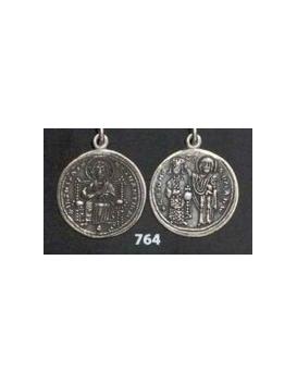 764 Byzantine coinage