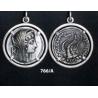 766/A Arsinoe II Coin - Egypt