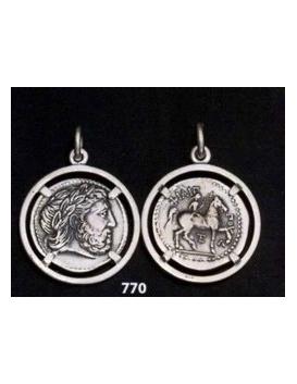 770 Phillip II Macedon depicting Zeus