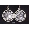 773 Athens tetradrachm, Athena & Owl of wisdom