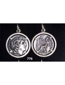776 Lysimachos tetradrachm (Alexander the Great)