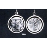 780 Alexander the Great stater, Helmetted Goddess Athena & Nike
