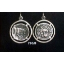 780/B Samos Lion skin & Ox coin
