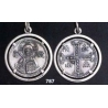787 Byzantine coinage pendant