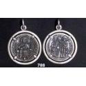 788 Byzantine Coinage pendant