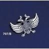 707/B Double Headed Masonic Eagle of Lagash brooch (S)
