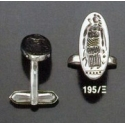 195/X Minoan priestess cuff links