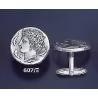 607/X Artemis Arethousa Persephone Syracuse coin cufflinks