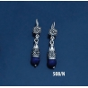 508/N Lapis Lazuli Ancient Greek Earrings