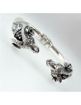 237 XL Ram Torc Bracelet (available in mens sizes)