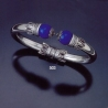 503 XL Impressive Lapis Lazuli Bracelet (available in mens sizes)