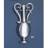 887 Collectible Solid Sterling Silver Miniature Loutrophoros Vase
