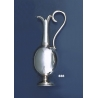 888 Collectible Solid Sterling Silver Miniature Lekythos Vase