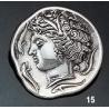 15 Syracuse dekadrachm - Arethousa/Persephone/Artemis