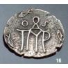 16 Byzantine monogram brooch