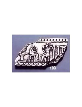 103 Parthenon metope scene
