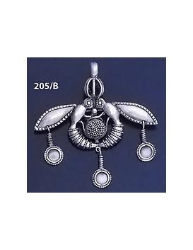 205/B Malia bees brooch & pendant