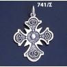 741/S Byzantine Baptism Cross