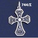 744/S Byzantine Baptism Cross