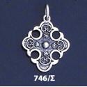 746/S Byzantine Baptism Cross