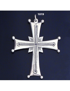 1019 XXL Byzantine - Orthodox Ecclesiastical Cross