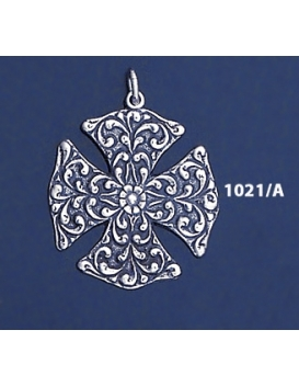 1021/A Ornate Byzantine Cross ( L )