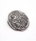 18 Byzantine / Knights templar cross brooch