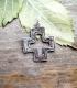 27 Byzantine imperfect cross - (Greek Jewelry Shop)