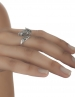 Silver Horse ring. Jewelry with horses