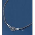 1273 Hellenistic hand-braided necklace