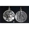 51 Thassos tetradrachm Dionysus & Hercules