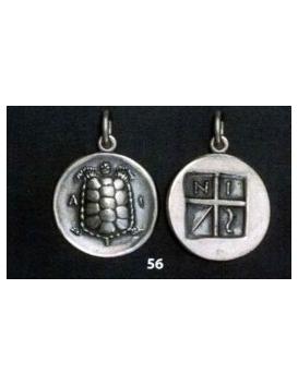 56 Aegina Land tortoise stater