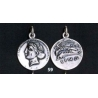 59 Sinop/Sinope, eagle and dolphin
