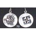 73 Corinthian pegasus and Swastika coin