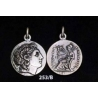 253/B Alexander the Great portait coin King Lysimachos