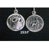 253/C Alexander the Great portait coin King Lysimachos