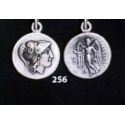256 Alexander the Great stater, Helmetted Goddess Athena & Nike