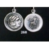 268 Alexander the Great Coin (Hercules head) Macedonia