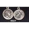402/C Phillip II Macedon coin depicting Zeus