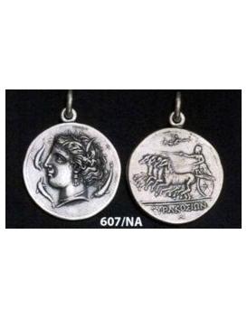 607/NA Syracuse dekadrachm - Arethousa/Persephone/Artemis