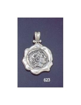 623 'wax seal bezel' Lysimachos tetradrachm (Alexander the Great)