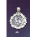 626 'Wax seal bezel' Alexander the Great Coin Macedonia