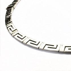 Greek Key (Meander) Jewelry