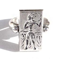 Intaglio jewelry
