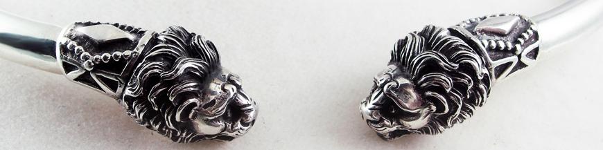 Mens silver necklaces. Greek Jewellery for men by Greek Jewelry Shop