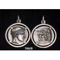 768/B Ainos, Hermes messenger god & goat