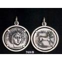 769/B Larissa Coin Nymph & horse