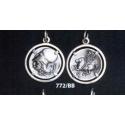 772/BB Corinth stater coin Athena and pegasus