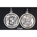 774/A Syracuse coin Arethousa