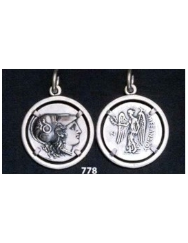 778 Alexander the Great stater, Helmetted Goddess Athena & Nike